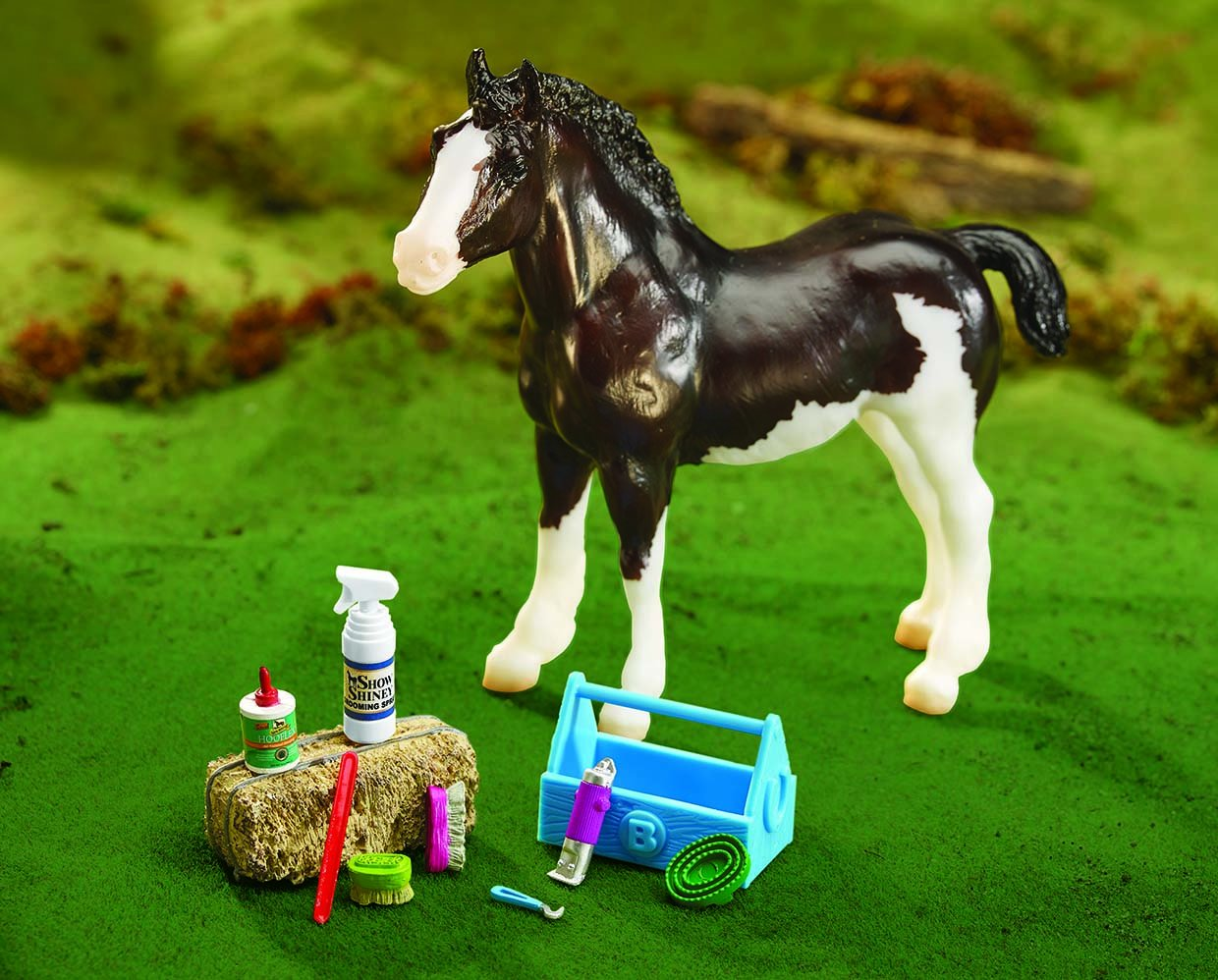Breyer Traditional Horse Series #2075 Grooming Kit - New Factory Sealed