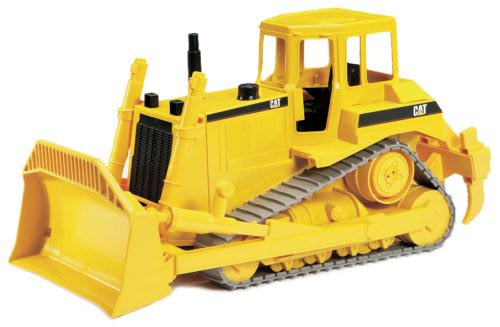 Bruder #02424 CATERPILLAR Bulldozer! -New-Factory Sealed! #2424