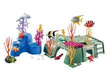 Playmobil Add On #6545 Coral Reef with Sea Animals - New Factory Sealed
